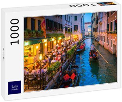 Lais Puzzle Venezia 1000 Pezzi 0