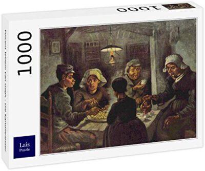 Lais Puzzle Vincent Willem Van Gogh I Mangiatori Di Patate 1000 Pezzi 0