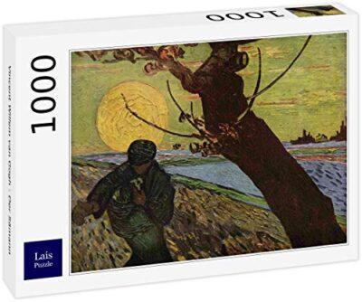 Lais Puzzle Vincent Willem Van Gogh Il Seminatore 1000 Pezzi 0