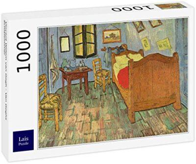 Lais Puzzle Vincent Willem Van Gogh La Camera Da Letto Di Van Gogh 1000 Pezzi 0