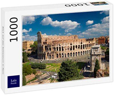 Lais Puzzle Vista Del Colosseo A Roma 1000 Pezzi 0