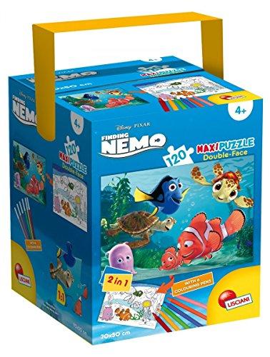 Lisciani Giochi 53568 Puzzle In A Tub Maxi Nemo 120 Pezzi Multicolore 0