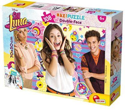 Lisciani Giochi 60627 Puzzle Df Supermaxi 108 Soy Luna Friends Skate 0