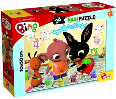 Lisciani Giochi Art Attack Maxi Puzzle 24 Pezzi Multicolore 81202 0