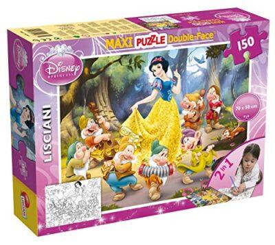 Lisciani Giochi Biancaneve Princess Disney Puzzle Supermaxi 150 Snow White Multicolore 46751 0
