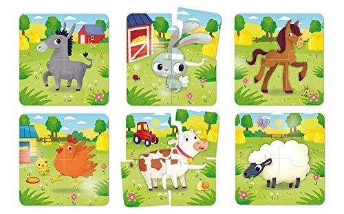 Lisciani Giochi Carotina Baby Puzzle La Fattoria 0 0
