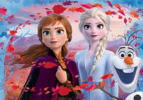 Lisciani Giochi Df Disney Puzzle Supermaxi 60 Frozen 2 72286 0 0