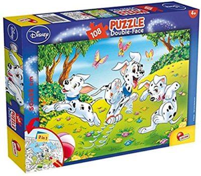 Lisciani Giochi Disney 101 Dalmatians Puzzle 108 Pezzi Multicolore 47994 0