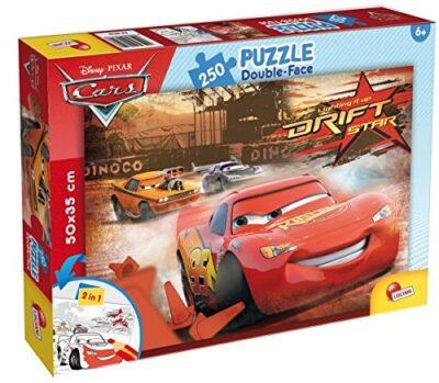 Lisciani Giochi Disney Cars Puzzle 250 Pezzi Multicolore 48106 0