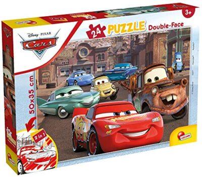 Lisciani Giochi Disney Puzzle Df Plus 24 Cars Puzzle Per Bambini 86481 0