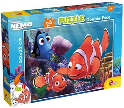 Lisciani Giochi Disney Puzzle Df Plus 24 Nemo Puzzle Per Bambini 86498 0