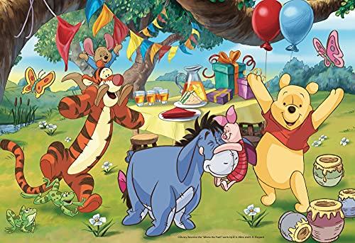 Lisciani Giochi Disney Puzzle Df Plus 24 Winnie The Pooh Puzzle Per Bambini 86528 0 0