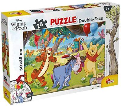 Lisciani Giochi Disney Puzzle Df Plus 24 Winnie The Pooh Puzzle Per Bambini 86528 0