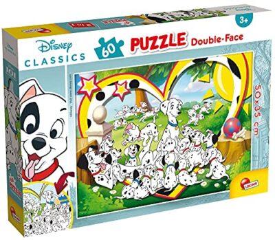 Lisciani Giochi Disney Puzzle Df Plus 60 Carica 101 Puzzle Per Bambini 86535 0