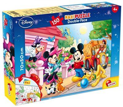 Lisciani Giochi Disney Puzzle Supermaxi 150 Mickey Mouse 0