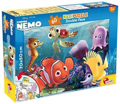 Lisciani Giochi Nemo Disney Puzzle 60 Pezzi Multicolore 48243 0
