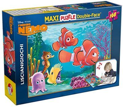 Lisciani Giochi Nemo Puzzle Df Supermaxi 108 Pezzi Multicolore 31726 0