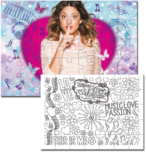 Lisciani Giochi Puzzle 108pz Violetta 43606 Multicolore 8008324043606 0 0