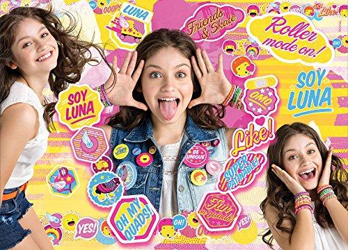 Lisciani Giochi Soy Luna Roller Mode On Puzzle 150 Pezzi Multicolore 60641 0 0