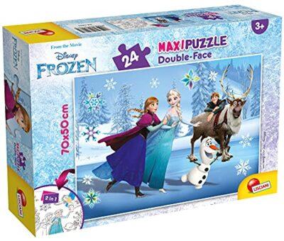 Liscianigiochi Disney Puzzle Supermaxi 24 Frozen 74075 0