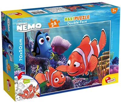 Liscianigiochi Disney Puzzle Supermaxi 24 Nemo 74112 0