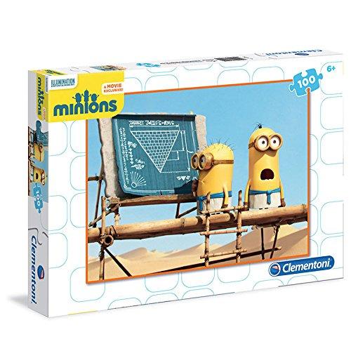 Minions Puzzle Egypt 100pz 0