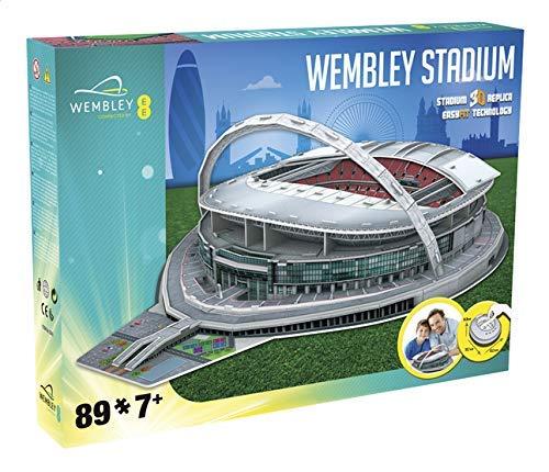 Paul Lamond Puzzle In 3d A Forma Dello Stadio Di Wembley 0 0