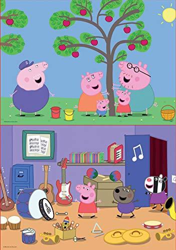 Peppa Pig Puzzle 2 X 48 Pezzi Educa Borras 15920 0 0