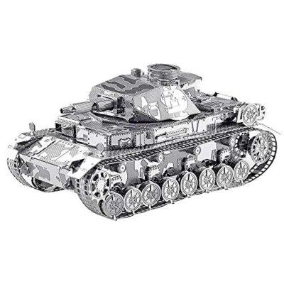 Piececool Kit Modello In Metallo Iv Tank Puzzle 3d In Metallo Per Adulti 0
