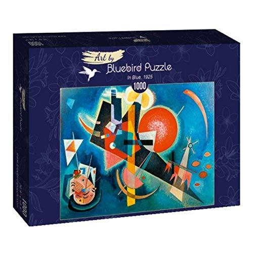 Puzzle Kandinsky In Blue 1000 Pezzi 0