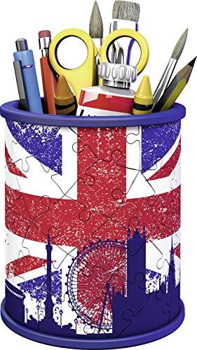 Ravensburger 11153 Portapenne Puzzle 3d Motivo Union Jack 0 0
