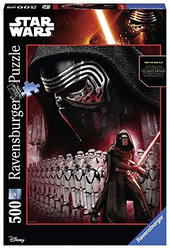 Ravensburger 14677 Star Wars Episodio 7 Puzzle 500 Pezzi 0