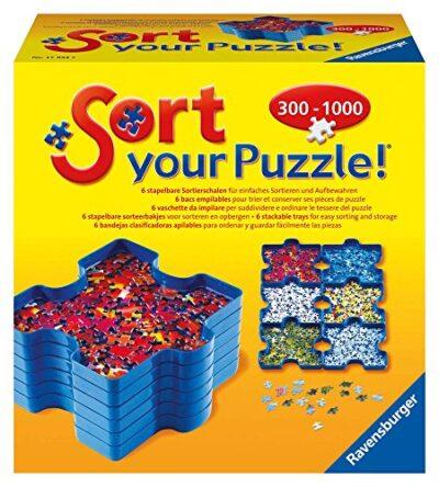 Ravensburger 17934 3 Sort Your Puzzle 0