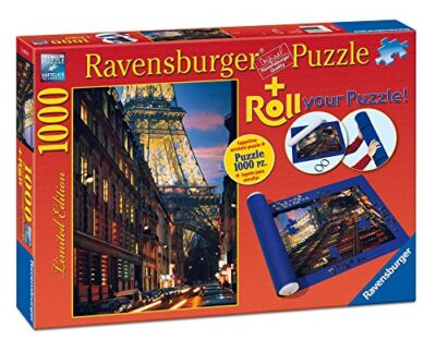 Ravensburger 19912 Parigi Puzzle 1000 Pezzi Roll Your Puzzle Tappetino Per Avvolgere Il Puzzle 0