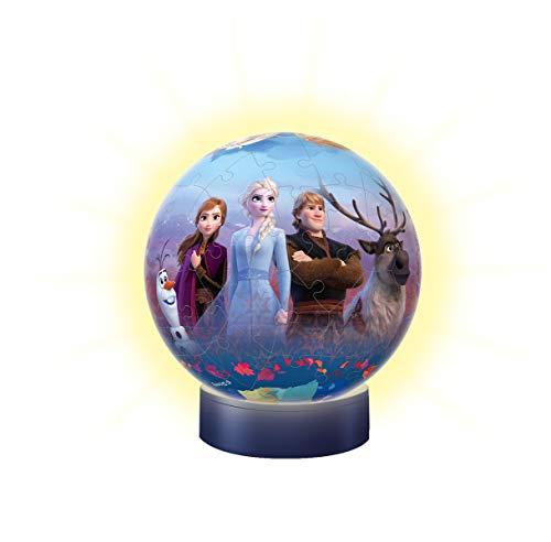 Ravensburger Frozen 2 Lampada Notturna 3d 0 2