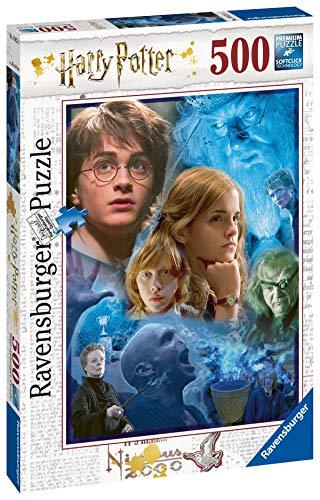 Ravensburger Harry Potter A Hogwarts Puzzle 500 Pezzi Multicolore 14821 0 0