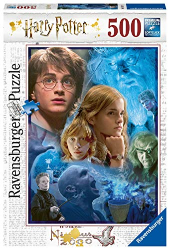 Ravensburger Harry Potter A Hogwarts Puzzle 500 Pezzi Multicolore 14821 0