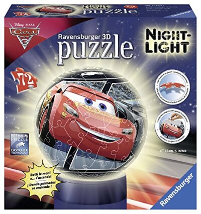 Ravensburger Italy Cars Puzzle 3d Lampada Notturna 11820 0