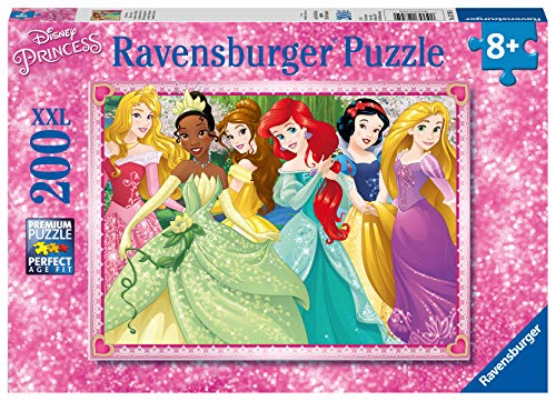 Ravensburger Italy Disney Princess Puzzle Da 200 Pezzi 12745 0