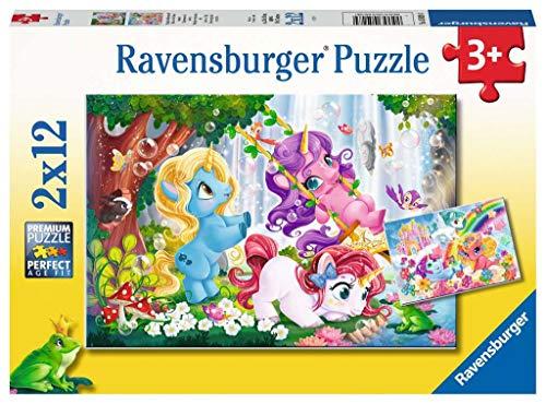 Ravensburger Italy Magische Einhornwelt Puzzle Per Bambini Colore 05028 4 0