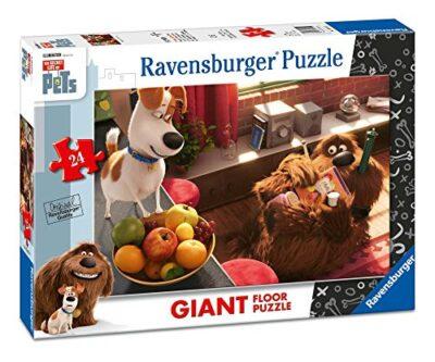 Ravensburger Italy Pets Puzzle Da Pavimento Multicolore 054831 0