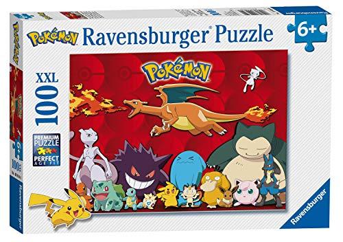 Ravensburger Italy Pokemon Puzzle Multicolore 100 Pezzi 10934 0