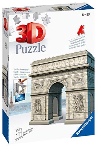 Ravensburger Italy Puzzle 3d Arco Di Trionfo 12514 2 0 2