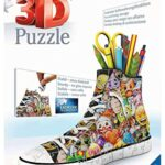 Ravensburger Italy Puzzle 3d Sneaker Portapenne Emoji 108 Pezzi 11218 0