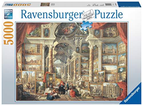 Ravensburger Italy Puzzle 5000 Pezzi Vedute Di Roma Multicolore 4005556174096 0 0