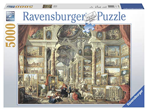 Ravensburger Italy Puzzle 5000 Pezzi Vedute Di Roma Multicolore 4005556174096 0