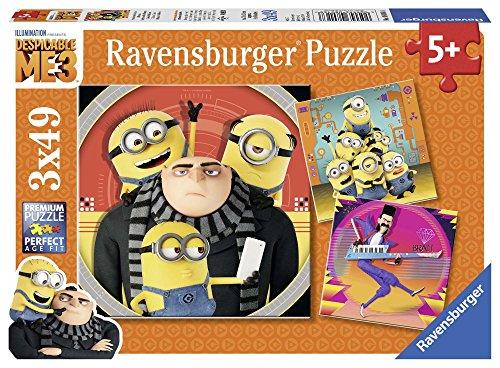 Ravensburger Italy Puzzle Cattivissimo Me 3 08016 8 0