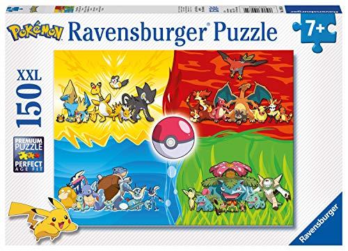 Ravensburger Italy Puzzle Pokemon 150 Pezzi 10035 0