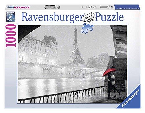 Ravensburger Italy Rav Pzl 1000 Pz Parigi E Senna 19471 Multicolore 878588 0