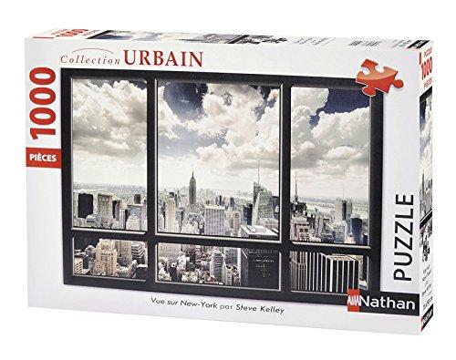 Ravensburger Nathan 87461 Puzzle Vista Su New York 1000 Pezzi 0